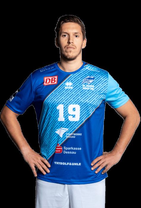 Daniel Schmidt Saison 2021/22