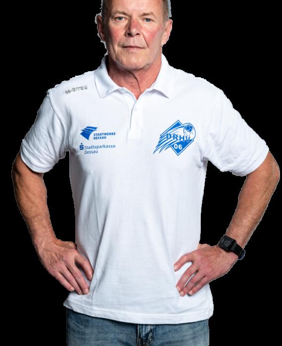 Trainer Uwe Jungandreas Saison 2021/22