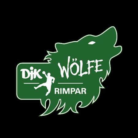 Logo der DjK Rimpar Wölfe