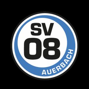 Logo des SV 08 Auerbach