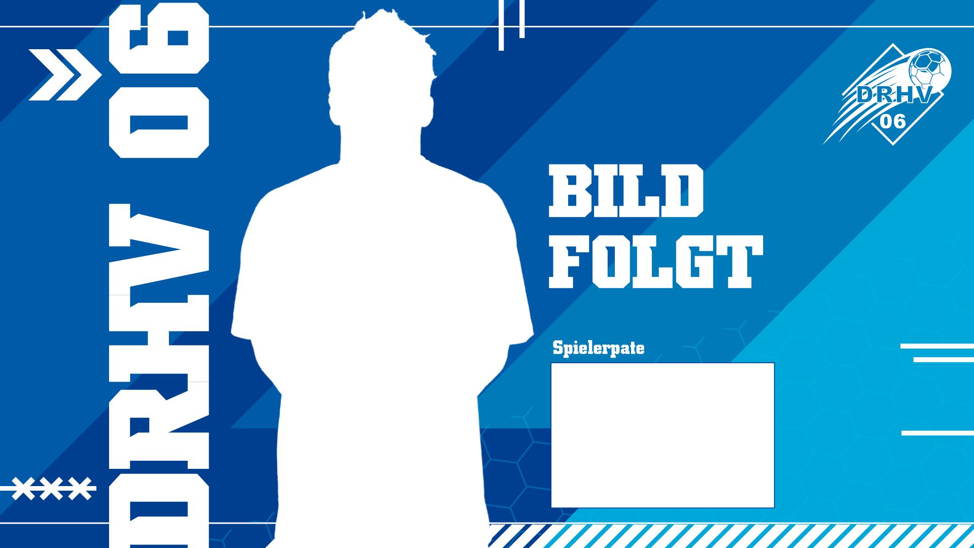 Leeres Profilbild für Spielerpatenschaften