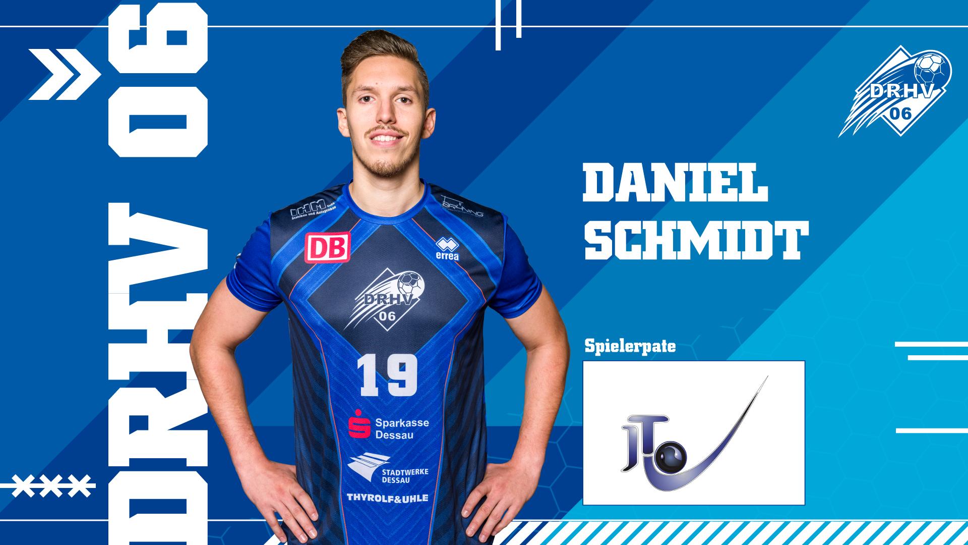 Spielerpatenschaft Daniel Schmidt