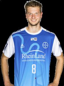André Meuser vom TSV Bayer Dormagen