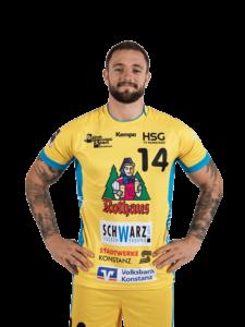 Markus Dangers HSG Konstanz 2020/21