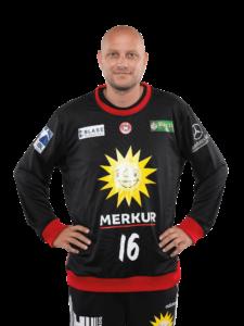 Torhüter Aljosa Rezar TuS N-Lübbecke Saison 2020/21