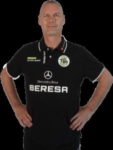 Trainer Peter Portengen vom TV Emsdetten Saison 2020/21