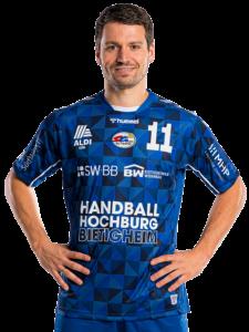 Christian Schäfer von der SG BBM Bietigheim Saison 2020/21