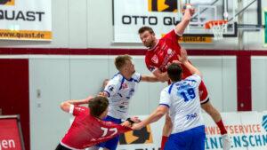 DRHV im Spiel gegen den TuS Ferndorf 2020/21