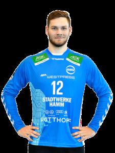 Jan-Jörg Wesemann vom ASV Hamm-Westfalen Saison 2020/21