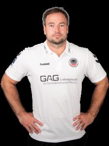Eulen Ludwigshafen Trainer Ceven Klatt